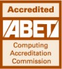 Accredited ABET Computing Accreditation Commission