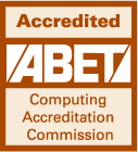 Accredited ABET CAC