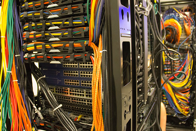 Cloud Servers in the Networking Lab