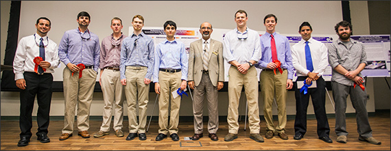 2013 Best Research Poster Winners