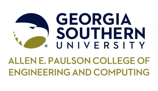 Allen E paulson college of engineering and computing logo