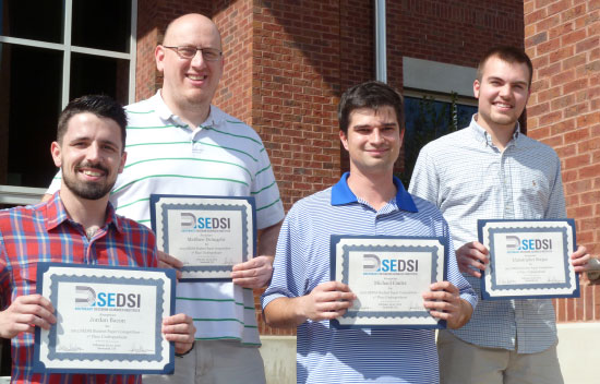 SEDSI-Paper-Award-Winners